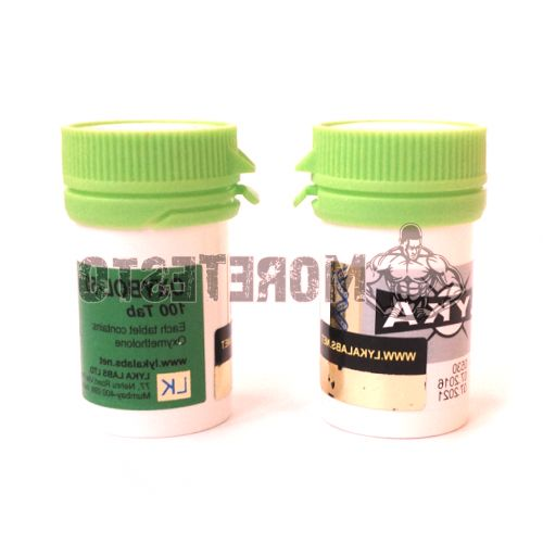 Oxymetholone OXYBOL by Lyka