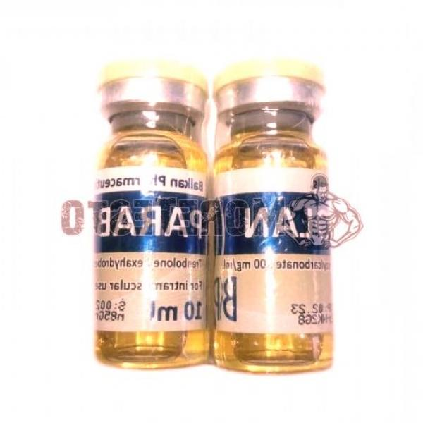 Tren hexa Parabolan vial 10ml by Balkan