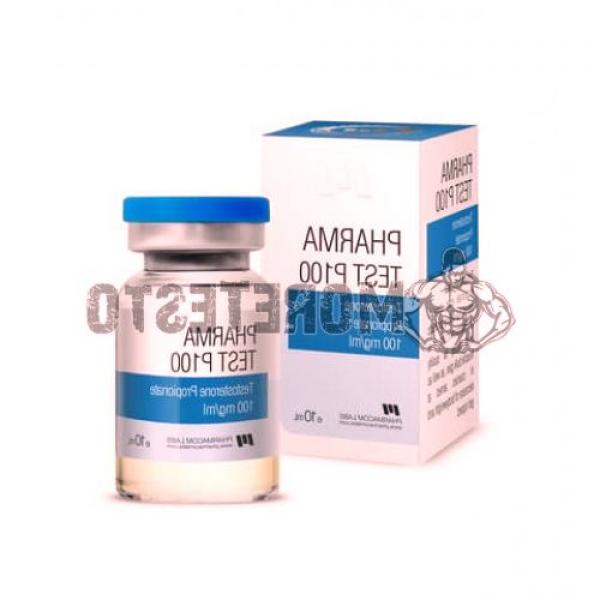 Testosterone Propionate PharmaTest P 100