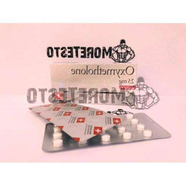 Oxymetholone pills by Swiss